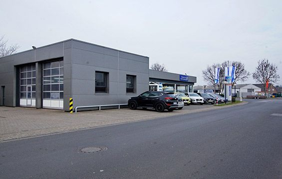 Autohaus Grevers & van Leuven in Geldern und Kevelaer